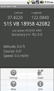 Grid Nav Free MGRS Utility screenshot 3