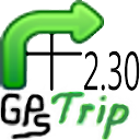 Gpstrip mobile app icon