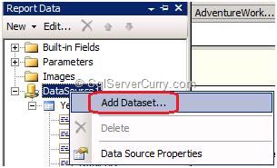 Microsoft Sql Server Tutorials: SSRS 2008: Cascading