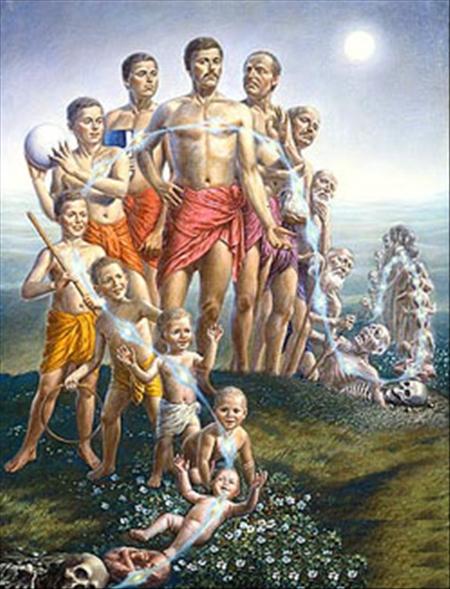 Reinkarnācija vai augšāmcelšanās