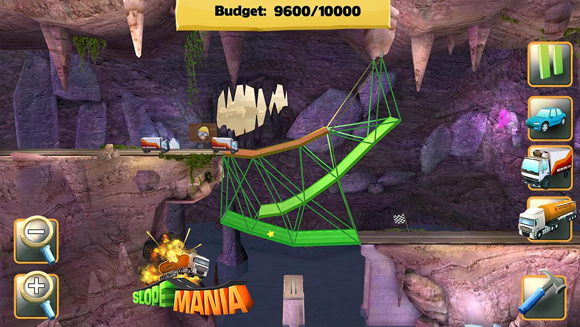 Bridge Constructor screenshot #6
