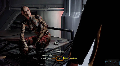 Mass effect 2 sex