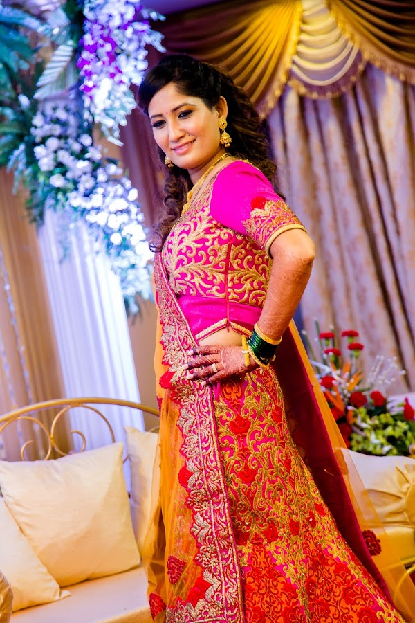 by Subodh Kesarkar - Wedding Bride