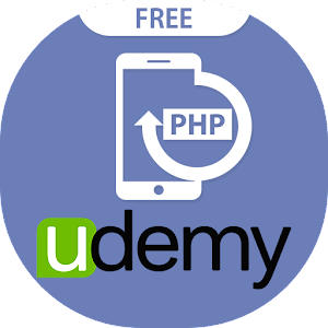 Learn PHP - Udemy Course Icon