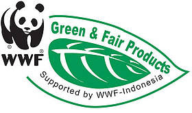 green fair products of ujungkulon