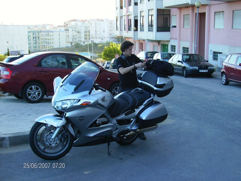 Honda ST 1300 Pan-European