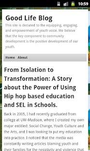 Youth Voice Nation- screenshot thumbnail