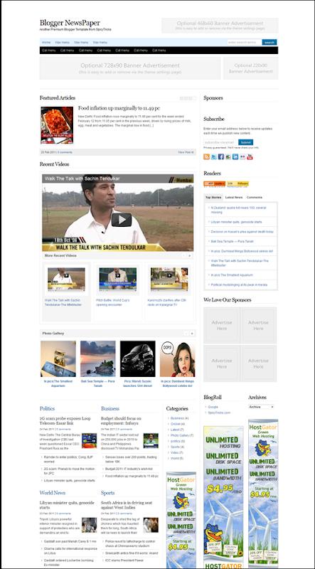 Blogger NewsPaper bloggernewspaper_blogspot_com