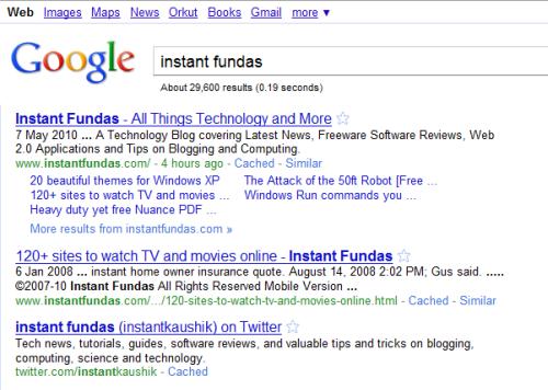 google-no-sidebar
