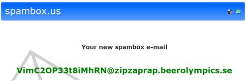spambox