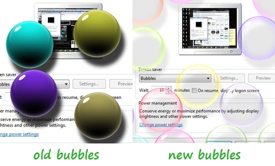 bubbles-screensaver