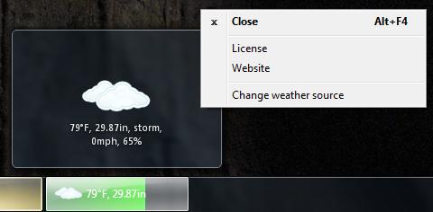 nimi-weather