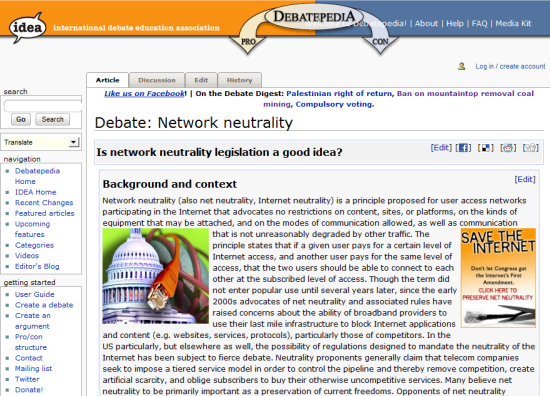 debatepedia