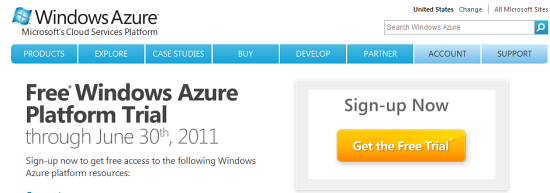 windows-azure-trial