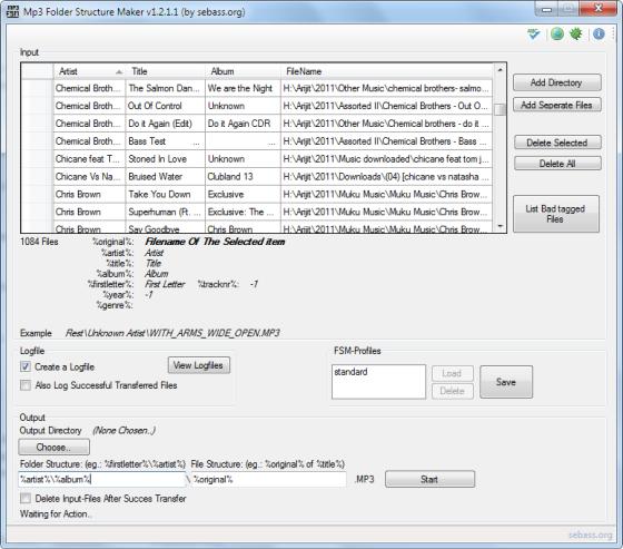mp3-folder-structure