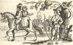 Robin Hood's Birth, Breeding, Valor and Marriage
