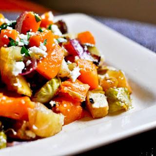 Warm Autumn Salad.