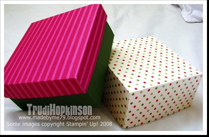 3D Box and Bow 01