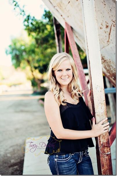 Great Oak Senior \ Tracy Dodson Photography