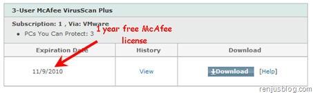 Mcafee virus scan serial key