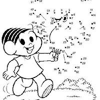 Unir Puntos Dibujos Infantiles De Unir Puntos