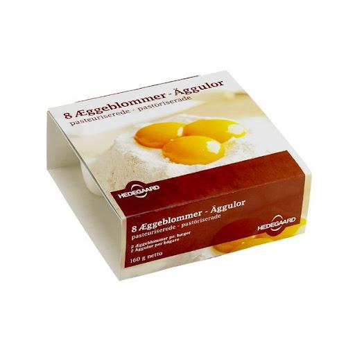 pasteuriseret æg