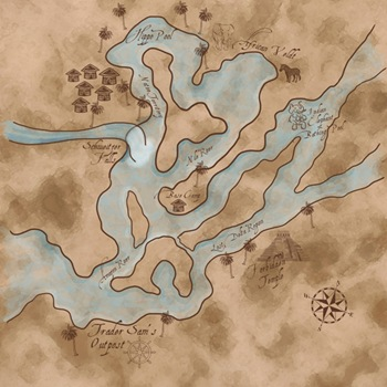 MK_Adventure_Jungle_Cruise-JCMap_Paper_sample