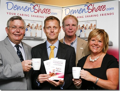DemenShare launch