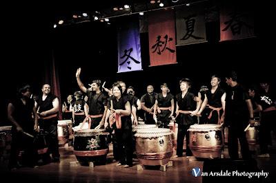 Photo Gallery - OSU Malaysian 24 Seasons Drum Troupe