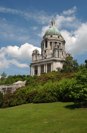 Ashton Memorial, Williamson Park, Lancaster