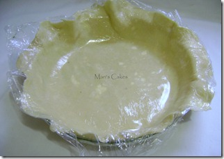 Masa quebrada, Pie Crust Facil (15)