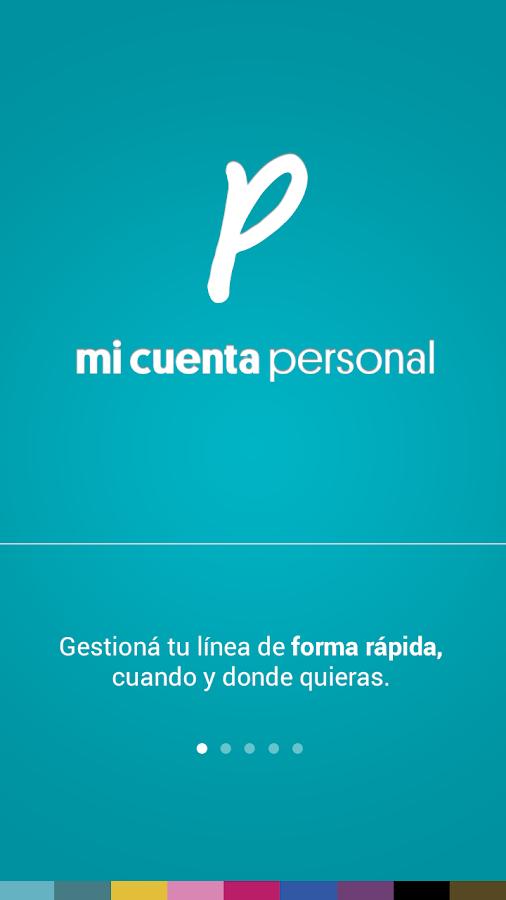 Mi Cuenta Personal - screenshot
