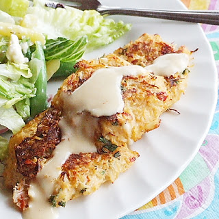 Low Fat Baked Crab Cakes