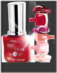 L'Oreal Paris Resist and Shine