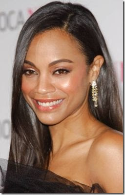 Zoe Saldana S Favorite Products Amp Fashion Must Haves