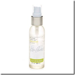 silicon hair serum