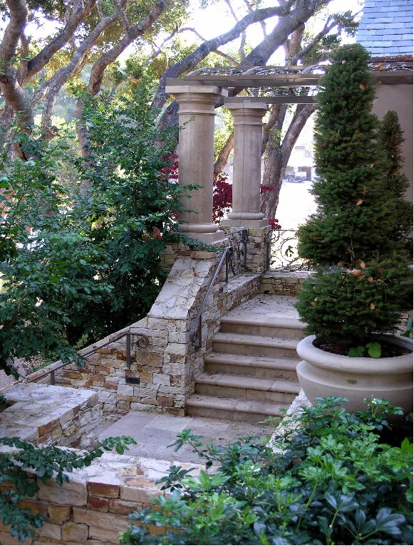 Hardscape Porn - Garden Porn: Built in planters in landscape architecture.
