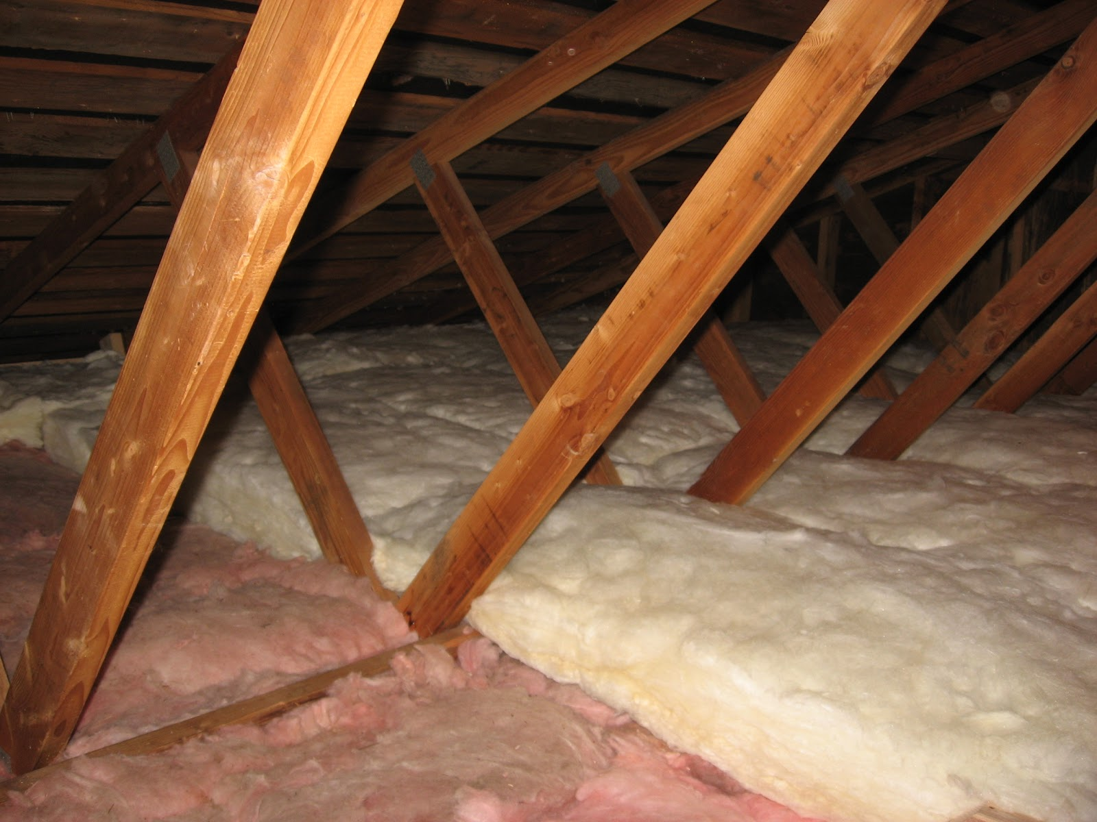 Phillip Norman Attic Access R38 Batt Insulation In A