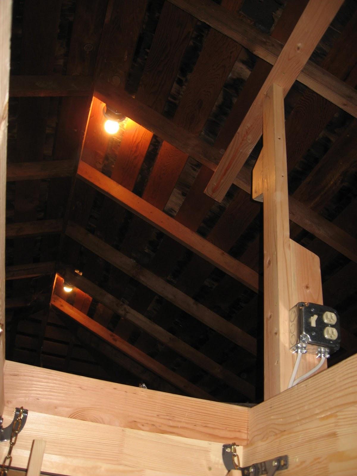 Attic Ladder Installation Phillip Norman Attic Access