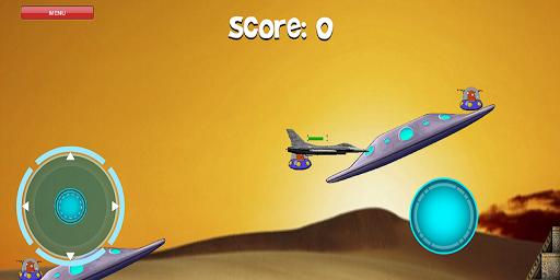 【免費冒險App】Jet FighterAliens: Middle East-APP點子