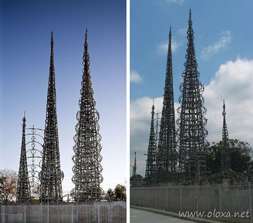 strange-skyscrapers-simon-rodia-towers-la