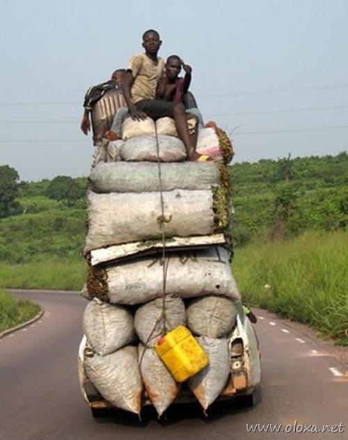 meio de transporte