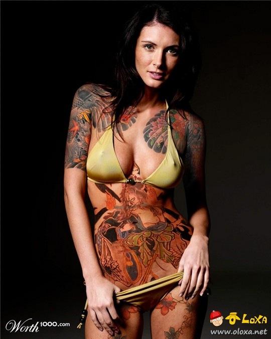 garotas tatuadas e gostosas parte 1 (11)
