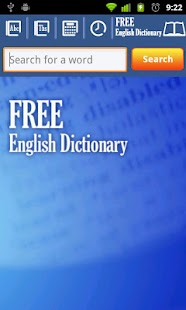 Free English Dictionary- screenshot thumbnail
