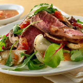 Steak Salad Italiano.