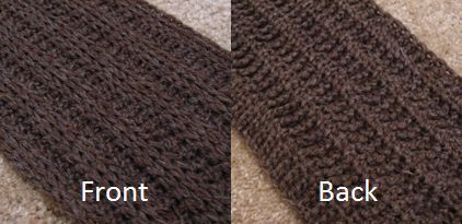 A Gamer S Wife Tunisian Ribbed Scarf Pattern