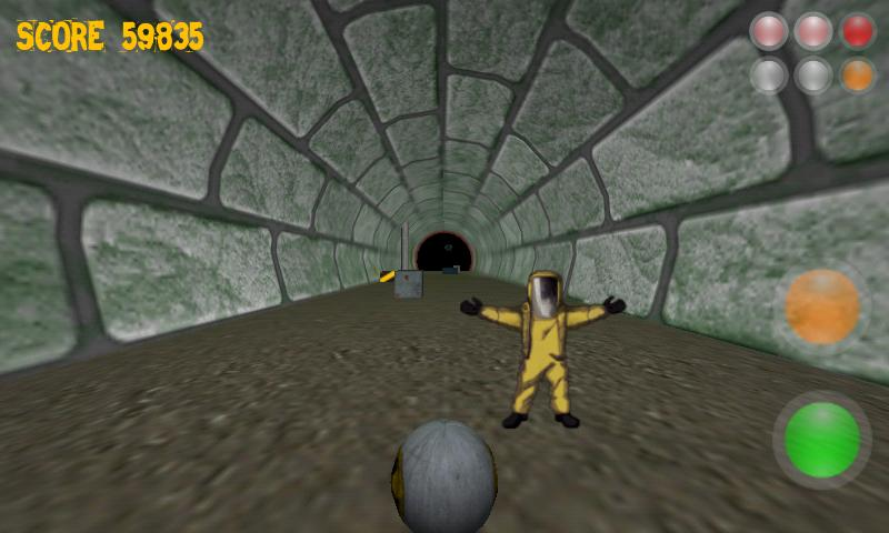 Radio Ball 3D - screenshot