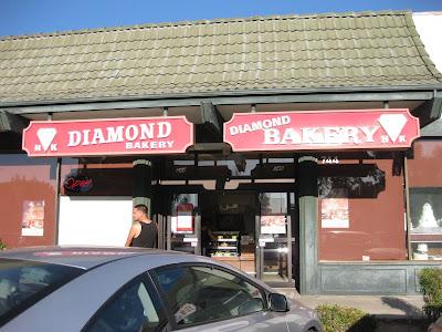 Monterey Park- Diamond Bakery