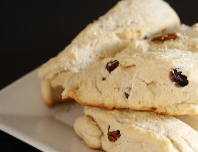close-up photo of a scones