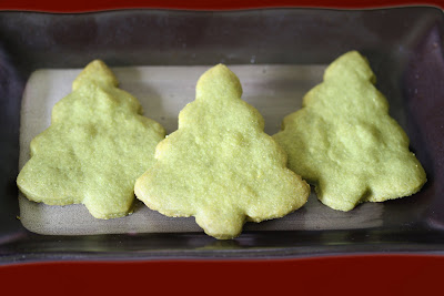 photo of three cookies